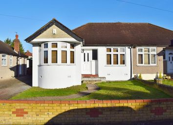 Thumbnail 3 bed semi-detached bungalow for sale in Sutherland Avenue, Welling, Kent