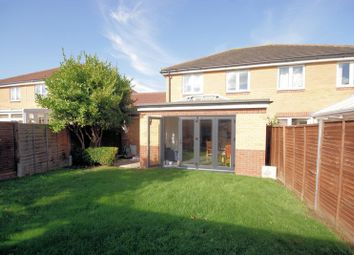 Thumbnail 3 bed semi-detached house for sale in Harvard Close, Lee-On-The-Solent