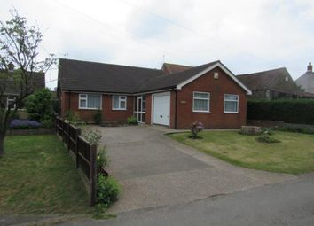 Thumbnail 3 bed bungalow to rent in Church Road, Upton, Gainsborough