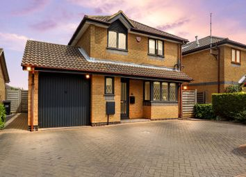 Thumbnail 4 bed detached house for sale in Chelveston, Welwyn Garden City