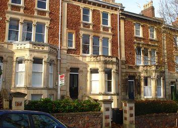 Thumbnail 4 bedroom maisonette to rent in Hanbury Road, Clifton, Bristol