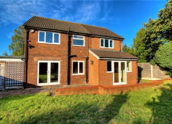 Thumbnail 4 bed detached house for sale in Wolseley Road, Rugeley