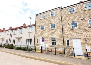 Thumbnail 4 bed terraced house for sale in Amors Drove, Sherborne