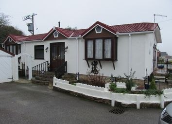 Thumbnail 2 bed mobile/park home for sale in Orchard Park, Station Road (Ref 5527), Bugle, St Austell, Cornwall