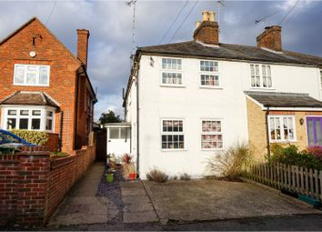 Thumbnail 3 bed semi-detached house for sale in Crown Street, Redbourn