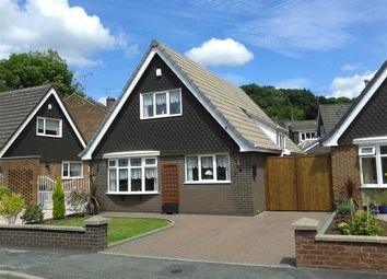 Thumbnail 2 bedroom detached bungalow for sale in Burns Close, 4Jd, Stoke-On-Trent