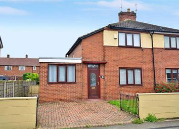 Thumbnail 2 bed semi-detached house for sale in Churchbalk Lane, Pontefract
