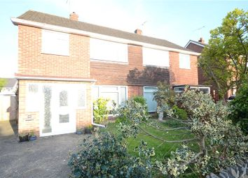 Thumbnail 3 bed semi-detached house for sale in Priors Road, Windsor, Berkshire