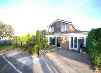 Thumbnail 4 bed detached house for sale in Milverton Court, Newcastle Upon Tyne