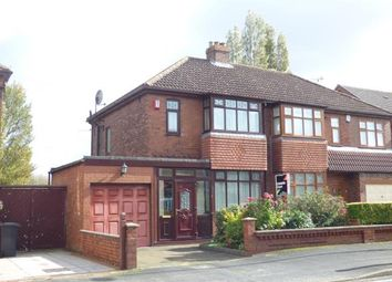 Thumbnail 3 bed semi-detached house for sale in Heath Road, Widnes, Cheshire