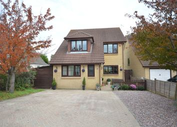 Thumbnail 4 bed detached house for sale in Tadden Walk, Broadstone