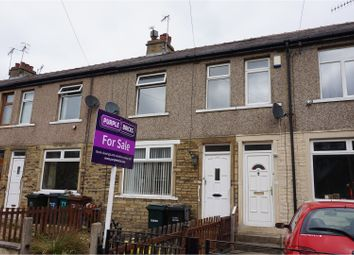 Thumbnail 3 bedroom terraced house for sale in Carr Bottom Avenue, Bradford