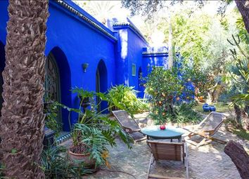 Thumbnail 6 bed property for sale in Jardin Majorelle, Rue Yves St Laurent, Marrakech 40090, Morocco