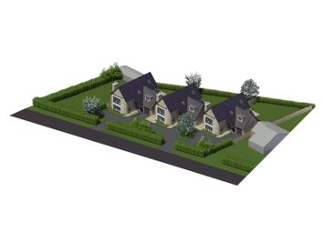 Thumbnail 4 bed detached house for sale in Ham Road, Wantage
