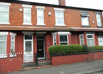 Thumbnail 2 bed terraced house to rent in Balleratt Street, Levenshulme, Manchester