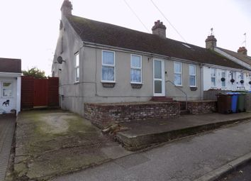Thumbnail 2 bed bungalow to rent in Queens Road, Minster On Sea, Sheerness