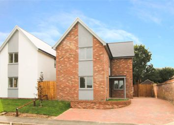 Thumbnail 3 bed detached house for sale in Old Grammar Lane, Bungay, Suffolk