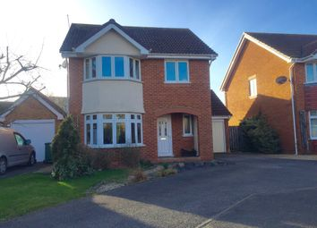 Thumbnail 4 bedroom detached house for sale in Yare Close, Didcot