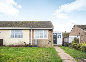 Thumbnail 2 bed semi-detached bungalow for sale in Albert Rolph Drive, Lakenheath, Brandon