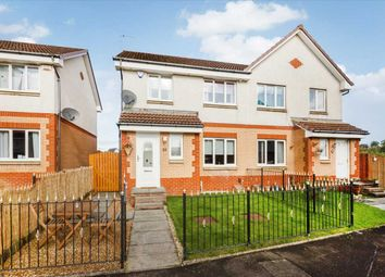 Thumbnail 3 bed semi-detached house for sale in Glenmuir Court, Priesthill, Glasgow
