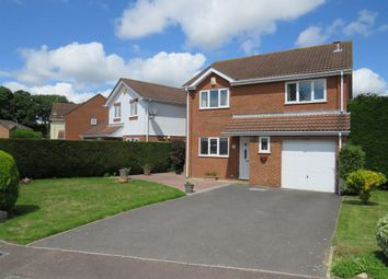 Thumbnail 4 bedroom detached house for sale in Countess Gardens, Littledown, Bournemouth