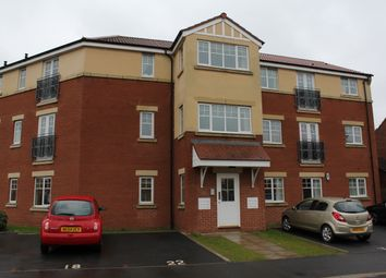 Thumbnail 1 bed flat to rent in Hadleigh Walk, Ingleby Barwick