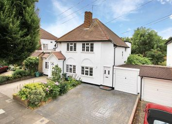 Thumbnail 2 bed semi-detached house for sale in Walden Avenue, Chislehurst