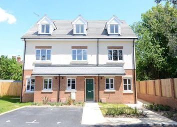 Thumbnail 3 bedroom town house to rent in Gloster Close, Farnborough