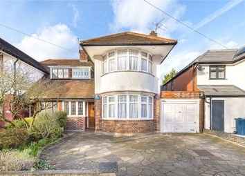 Thumbnail 3 bed semi-detached house for sale in Lansdowne Road, Stanmore, Middlesex