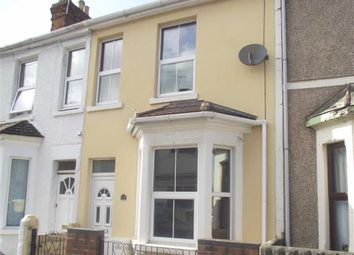 Thumbnail 3 bedroom terraced house to rent in William Street, Swindon, Wilts