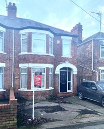 Thumbnail 3 bed semi-detached house to rent in Hall Road, Hull