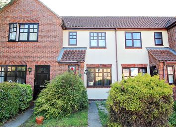 Thumbnail 2 bed terraced house to rent in Vulcan Close, Hethersett, Norwich