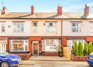 Thumbnail 3 bed terraced house for sale in Kings Road, Ashton-Under-Lyne, Greater Manchester, Ashton