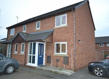 Thumbnail 3 bedroom semi-detached house for sale in Kendrick Close, Weaverham, Northwich, Cheshire