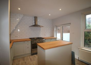 Thumbnail 3 bed terraced house to rent in Ham Road, Worthing