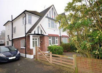 Thumbnail 3 bed semi-detached house for sale in Kinross Close, Harrow, Middlesex