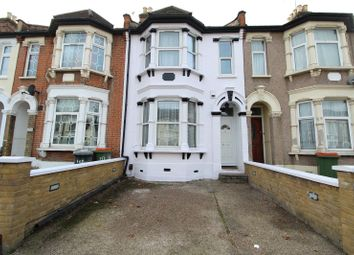 Thumbnail 3 bed terraced house to rent in Sherringham Avenue, Manor Park, London
