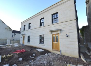 Thumbnail 3 bedroom semi-detached house for sale in Victoria Place, Bath, Somerset
