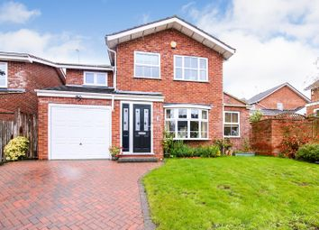 Thumbnail 4 bed detached house for sale in Hazelwood Close, Dunchurch, Rugby