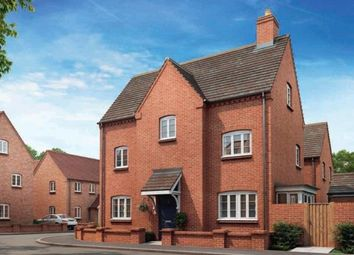Thumbnail 4 bed detached house for sale in The Brackens, Radstone Fields, Halse Road, Brackley