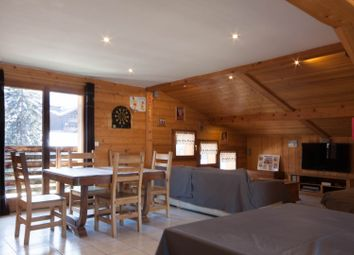 Thumbnail 4 bed apartment for sale in Route Du Plan, Morzine, 74110, France