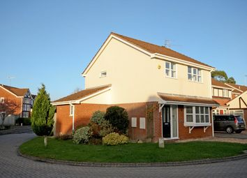 Thumbnail 3 bed detached house for sale in Pelican Mead, Hightown, Ringwood