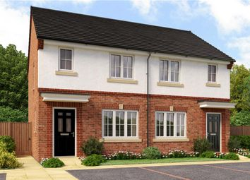 "Thumbnail 2 bed semi-detached house for sale in ""Yare"" at Aberford Road, Wakefield"