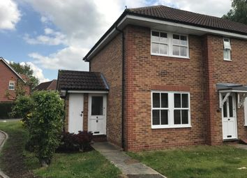 Thumbnail 1 bedroom end terrace house to rent in Didcot, Ladygrove