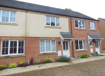 Thumbnail 2 bed terraced house to rent in Galba Road, Caistor, Market Rasen