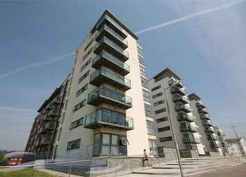 Thumbnail 2 bed flat for sale in Meridian Bay, Maritime Quarter, Swansea