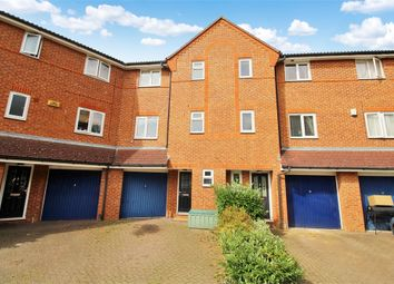 Thumbnail 4 bed terraced house for sale in Saracens Wharf, Bletchley, Milton Keynes, Buckinghamshire