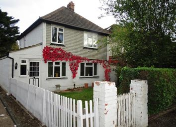 Thumbnail 3 bed detached house for sale in Orchard Way, Ashford