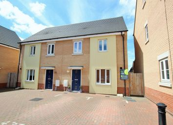 Thumbnail 3 bed semi-detached house for sale in Kensington Road, Colchester, Essex
