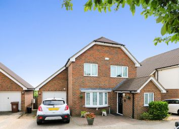 Thumbnail 3 bed detached house for sale in Frindsbury Hill, Rochester
